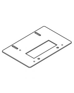 U*WP-MT/08 - Front Clamp Plate